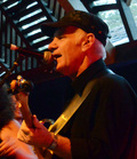 Soul Band Steve McLeoad Guitar